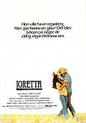 Loretta 1980 poster Sissy Spacek Michael Apted