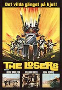 The Losers Poster 70x100cm FN original