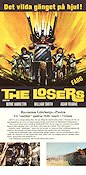 The Losers Poster 30x70cm FN original