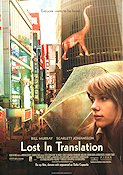 Lost in Translation 2003 poster Scarlett Johansson Sofia Coppola