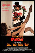Loverboy 1989 poster Patrick Dempsey