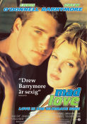 Mad Love 1995 poster Chris O´Donnell