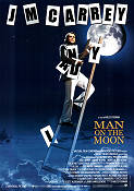Man on the Moon Poster 70x100cm RO original