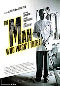The Man Who Wasn´t There 2002 poster Billy Bob Thornton Joel Ethan Coen