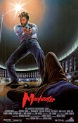 Manhunter Poster USA NM 62x100 original