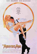 The Marrying Man 1991 poster Kim Basinger Jerry Rees
