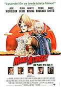 Mars Attacks Poster 70x100cm RO original
