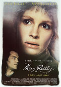 Mary Reilly 1996 poster John Malkovich Stephen Frears