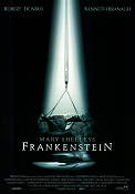 Mary Shelley´s Frankenstein 1994 poster Kenneth Branagh