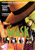 The Mask 1994 poster Jim Carrey Chuck Russell
