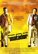The Matador 2005 poster Pierce Brosnan