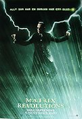 The Matrix Revolutions 2003 poster Hugo Weaving