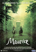 Maurice 1987 poster Hugh Grant James Ivory