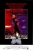 Maximum Overdrive 1986 poster Emilio Estevez Stephen King