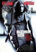 Maximum Risk 1995 poster Jean-Claude Van Damme
