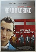 Mean Machine 2001 poster Vinnie Jones