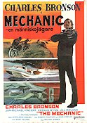 The Mechanic Poster 70x100cm FN original