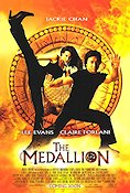 The Medallion 2003 poster Jackie Chan