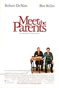 Meet the Parents 2000 poster Robert De Niro