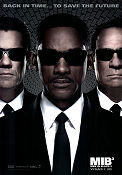 Men in Black 3 2012 poster Will Smith Barry Sonnenfeld