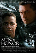 Men of Honor Poster 68x102cm USA RO original