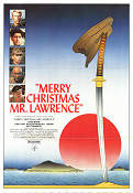 Merry Christmas Mr Lawrence Poster 70x100cm FN original