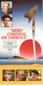 Merry Christmas Mr Lawrence Poster 30x70cm NM original