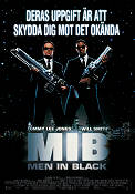 MIB Men in Black 1997 poster Tommy Lee Jones