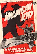 Michigan Kid Poster 70x100cm FN original