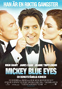 Mickey Blue Eyes 1999 poster Hugh Grant