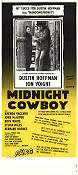 Midnight Cowboy Poster 30x70cm NM original