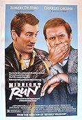 Midnight Run Poster 68x102cm USA FN original
