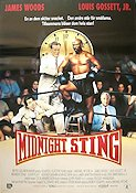 Midnight Sting 1992 poster James Woods