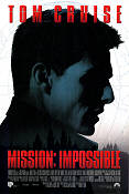 Mission Impossible Poster 70x100cm RO original