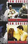 Mission Impossible 1996 lobbykort Tom Cruise Brian De Palma