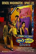Mo Better Blues Poster 68x102cm USA FN original