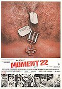 Moment 22 1970 poster Alan Arkin Mike Nichols