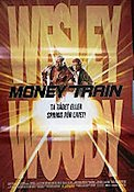 Money Train Poster 70x100cm B RO original