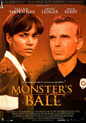 Monster´s Ball 2002 poster Billy Bob Thornton