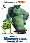 Monsters Inc Poster 70x100cm RO original