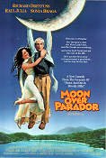 Moon Over Parador Poster 68x102cm USA B RO original