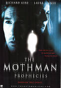 The Mothman Prophecies 2002 poster Richard Gere