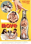 Move 1971 poster Elliott Gould