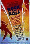 Mr Rock and Roll 1958 poster Alan Freed