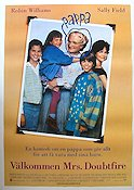 Mrs Doubtfire 1993 poster Robin Williams