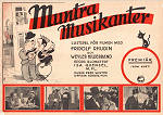Muntra musikanter Poster B NM 70x50 original