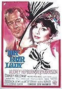 My Fair Lady Poster reproduction RO 64x94