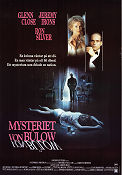 Mysteriet von Bülow 1990 poster Glenn Close