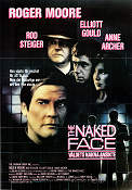 The Naked Face Poster 70x100cm FN original