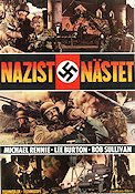 Nazistnästet 1972 poster Michael Rennie Nazi/so